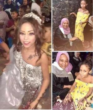 السلطات المصرية تُوقف زواج طفلين يبلغان من العمر 12 عاماً