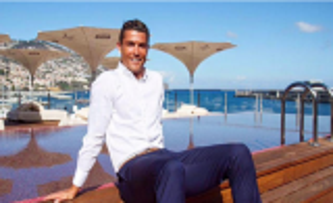 رونالدو مرشح لنيل جائزة أفضل لاعب في أوروبا غدا