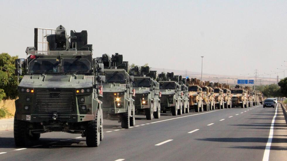 """""""قوات سوريا الديمقراطية"""": نخوض اشتباكات مع جيش تركيا قرب الحدود معها"""