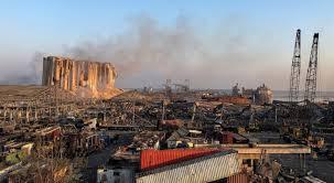 الجيش اللبناني يعلن بدء توزيع المساعدات لترميم أضرار انفجار مرفأ بيروت