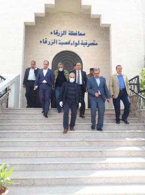 المصري: اتباع اجراءات السلامة العامة السلاح الاقوى لمحاربة كورونا
