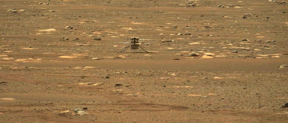 """""""ناسا"""" تستخرج غاز أكسجين يمكن تنفسه من الغلاف الجوي للمريخ"""
