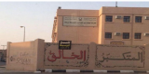 مراهقون سعوديون يعرضون مدرسة حكومية للبيع