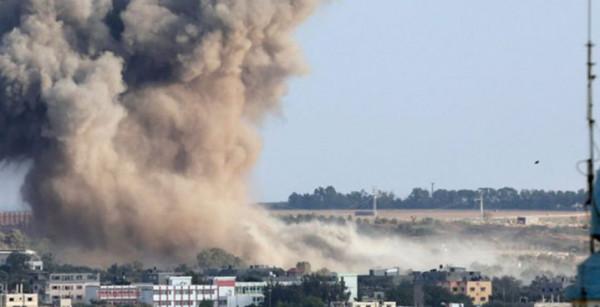 خمسة شهداء في قصف إسرائيلي متواصل على مناطق متفرقة من قطاع غزة