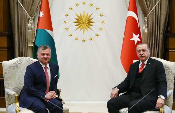 """بماذا علق """"اردوغان"""" على تكليف الدكتور عمر الرزاز ؟"""