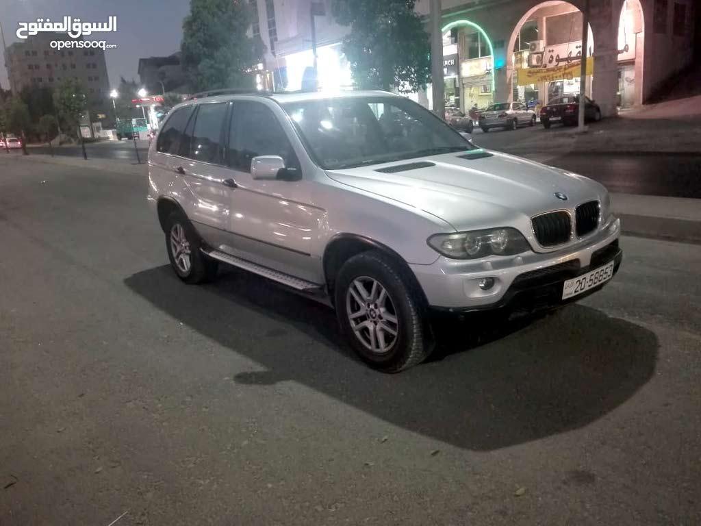بالصور ..  BMW بي ام 2006 X5 اقساط او كاش