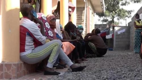 إحباط تهريب 38 امرأة كينية إلى السعودية