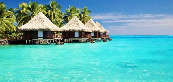 بالصور ..  جزر المالديف