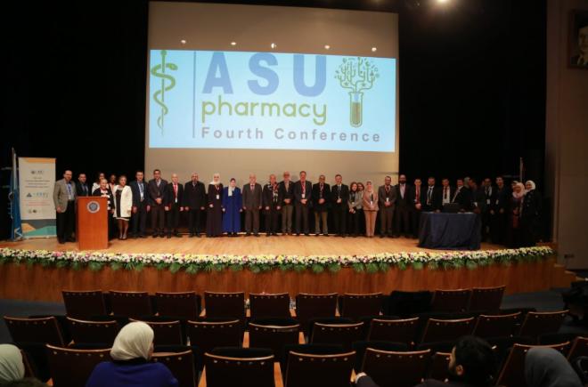 """العلوم التطبيقية تعقد المؤتمر الصيدلاني الرابع """"الاتجاهات الحديثة في بحوث الدراسات العليا"""""""