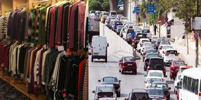 القواسمي: الازدحامات المرورية تعيق وصول المواطنين لاسواق العاصمة