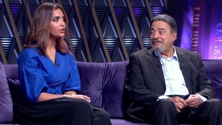 صورة نادرة لابنة الفنان يوسف شعبان من الأميرة المصرية وفيديو لابنته من زوجته الكويتية