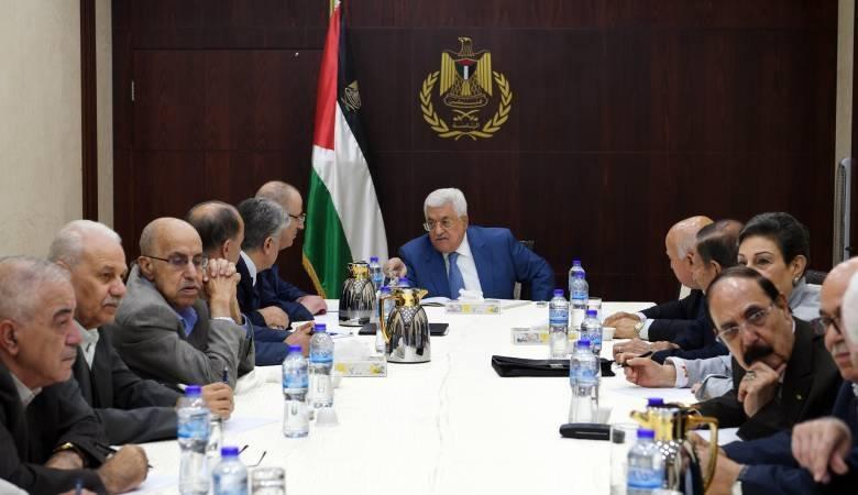 3 ملفات رئيسية تتصدر اجتماع اللجنة التنفيذية لمنظمة التحرير