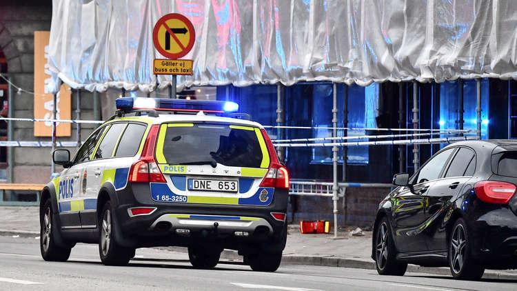 قتيل بانفجار في منزل سكني جنوب ستوكهولم