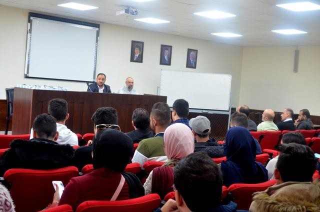 كلية تقنية المعلومات بجامعة عمان الأهلية تحتفي بطلبتها المستجدين