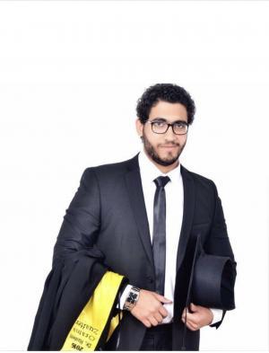 هاشم زعيتر  ..  مبارك التخرج