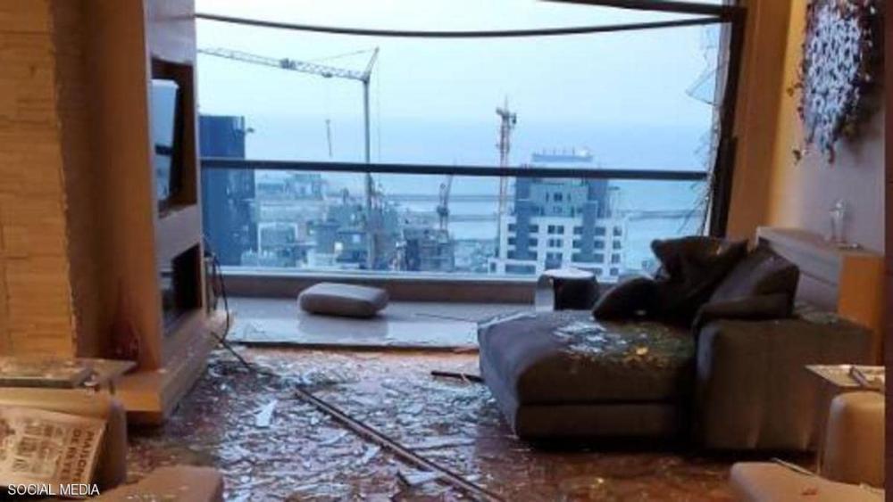 بعد فاجعة بيروت ..  مشاهير بالمستشفى وآخرون فقدوا بيوتهم  ..  فمن هم ؟