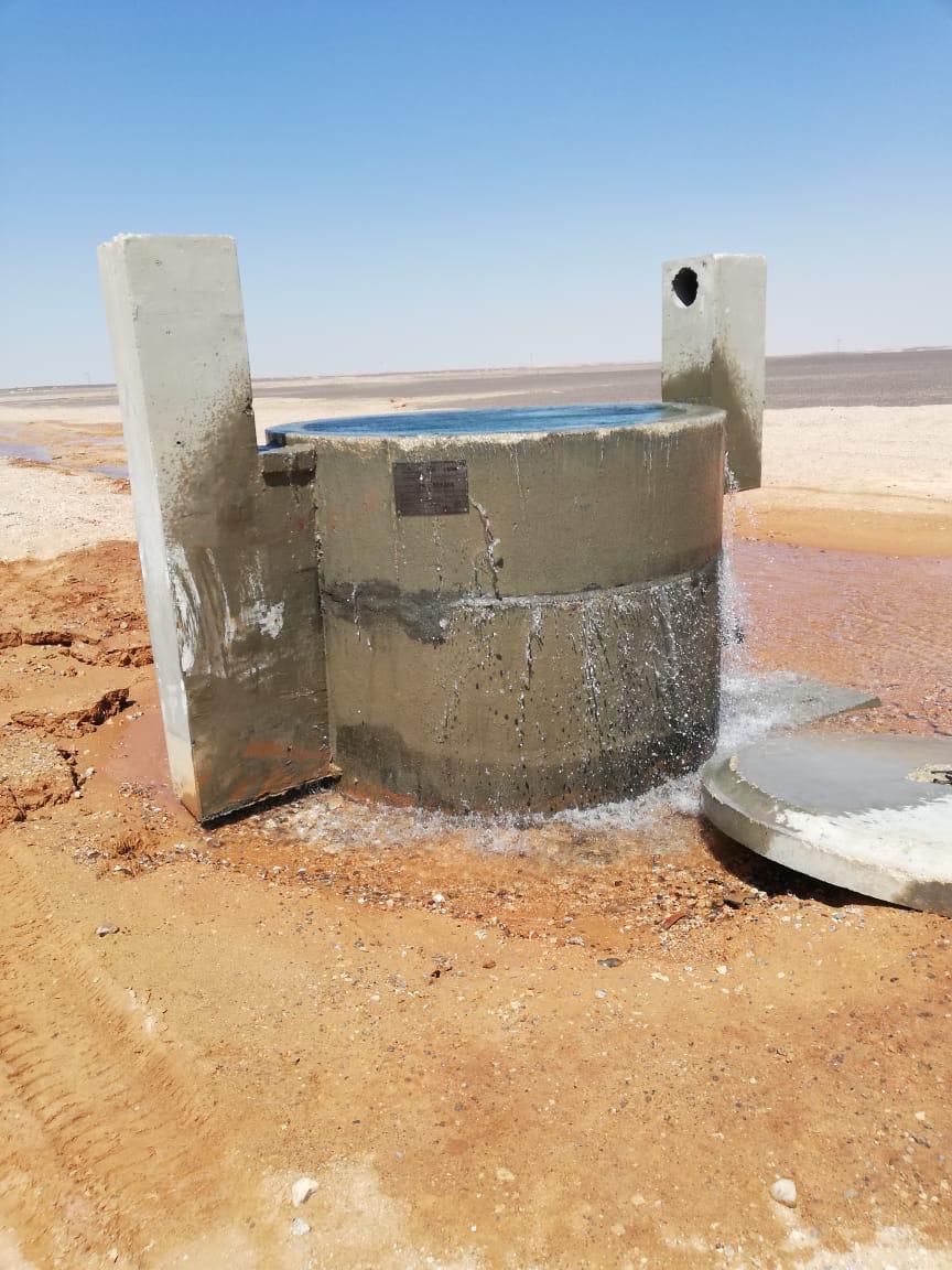 اعتداء سيوقف ضخ مياه الديسي لعمان والزرقاء ومحافظات الشمال اسبوعا