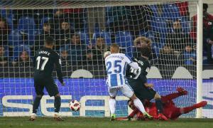 ريال مدريد يتأهل لربع نهائي كأس إسبانيا رغم الخسارة أمام ليغانيس