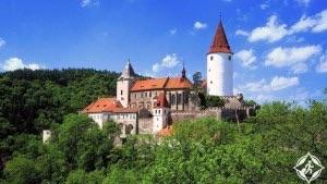 """قلعة كريفوكلات  ..  تجربة قوطية مميزة في التشيك """"صور"""""""