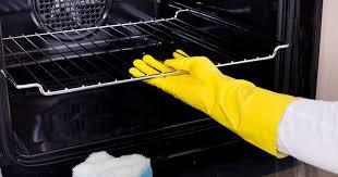 اليكي أسهل طريقة لتنظيف الفرن