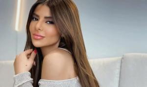 مذيعة mbc تصدم الجميع بحلق شعرها بنفسها