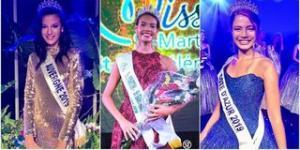 3 عربيات بمسابقة ملكة جمال فرنسا