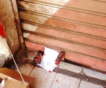 إغلاق مطعمين وكوفي شوب   لمسؤول كبير في امانة عمان بشارع الجامعة الاردنية