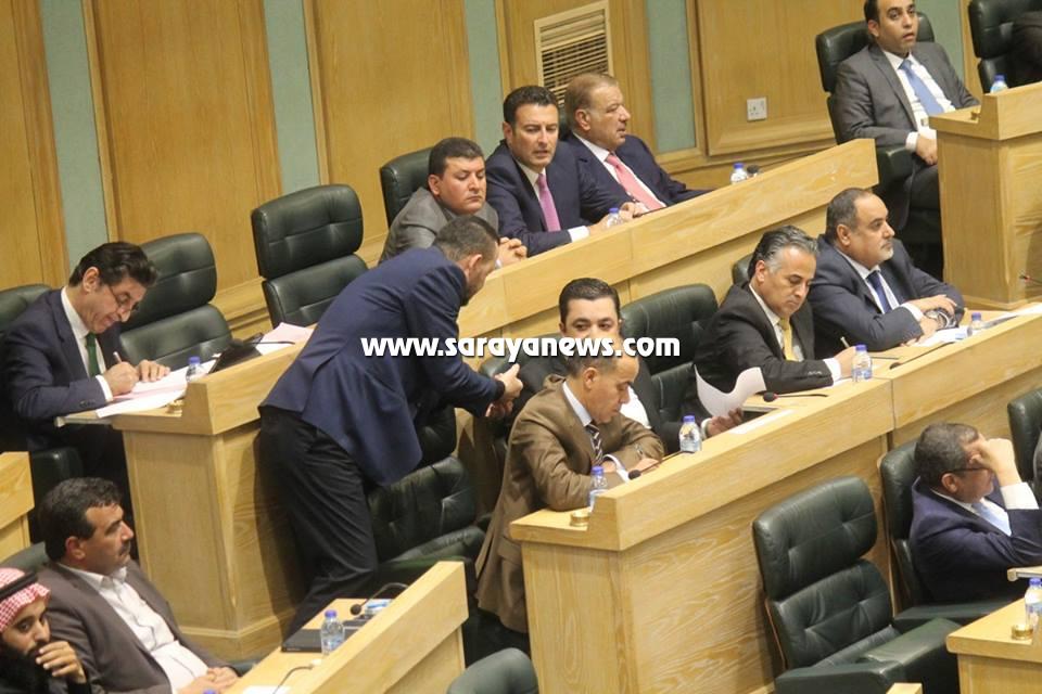 صور بانوراما من مجلس النواب الجلسة الصباحية