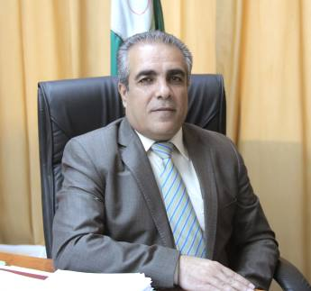 تهنئة للدكتور عبد الناصر ذياب الجراح