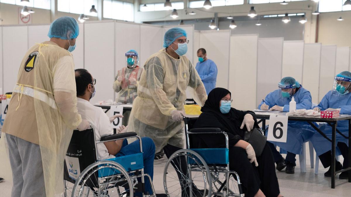 2442 إصابة جديدة بكورونا في السعودية