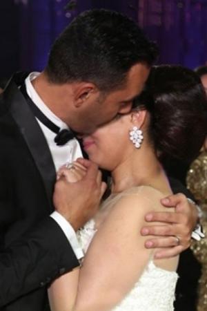 بالصور: رومانسية آيتن عامر وزوجها تعرّضها للانتقادات
