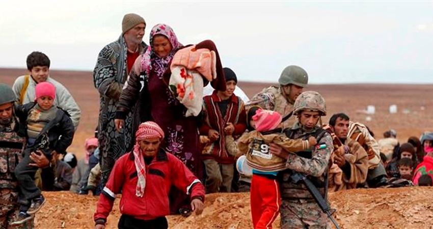22 ألف لاجئ سوري عادوا إلى بلادهم منذ تشرين أول الماضي