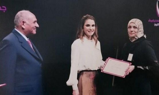 المعلمة سمير الطويل تحصد جوائز على مستوى المملكة