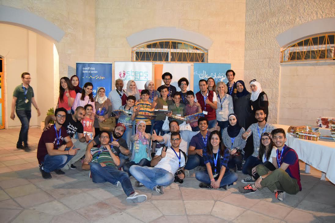بنك الأردن يدعم حفلي إفطار رمضاني لجمعية خطوات وللسنة السادسة  على التوالي