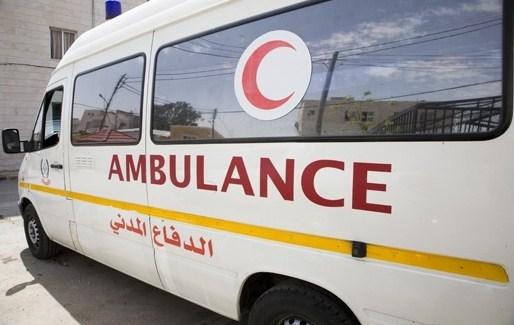 اصابة 8 اشخاص اثر حادث تصادم على شارع الجامعة الاردنية