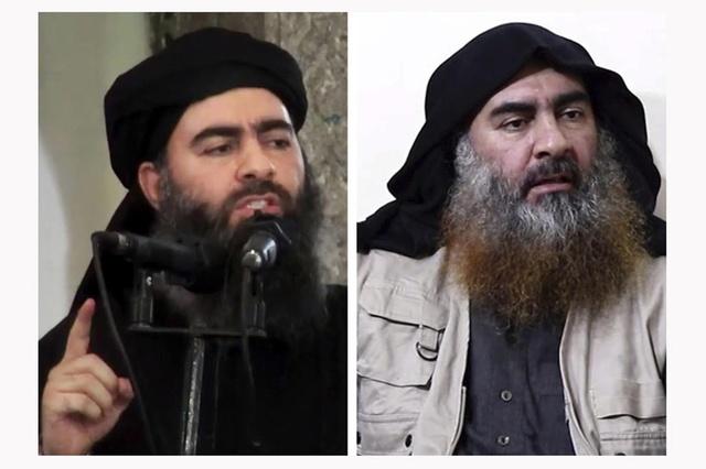العراق يكشف عن المخبأ الجديد للبغدادي ..  و انباء عن فراره باتجاه تركيا