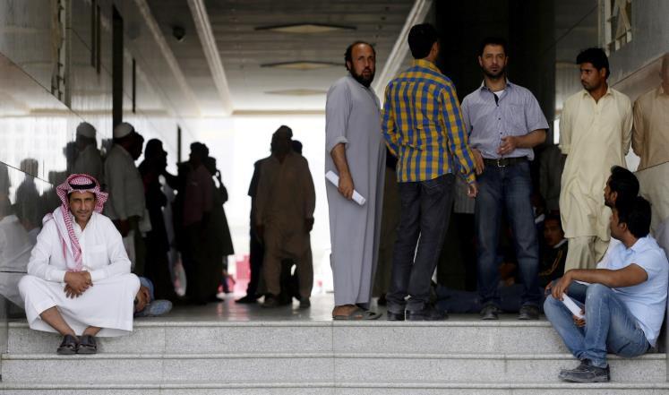 إجراءات حكومية سعودية تُطيح بأكثر من 94 ألف وافد
