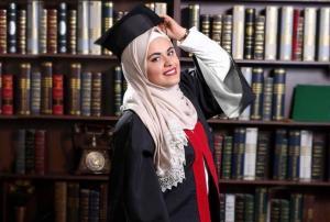 مبارك التخرج لـدانيا الرواشدة