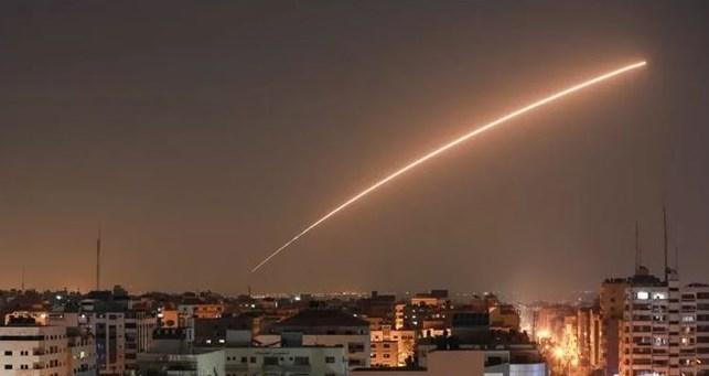 """صفارات الإنذار تدوي في مستوطنات """"غلاف غزة"""""""
