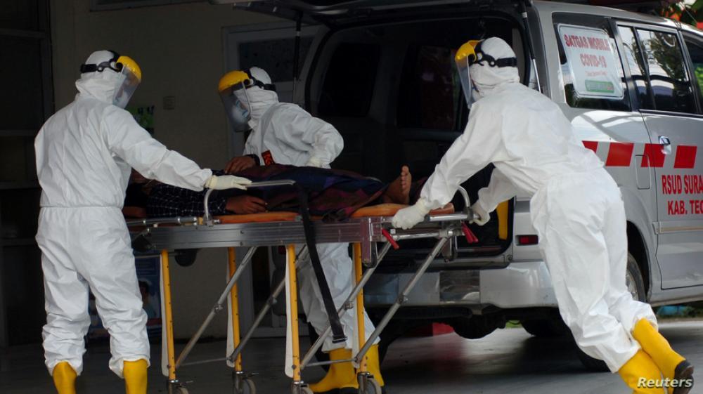 الصين تعلن 1300 إصابة لأشخاص لا تظهر عليهم أعراض كورونا