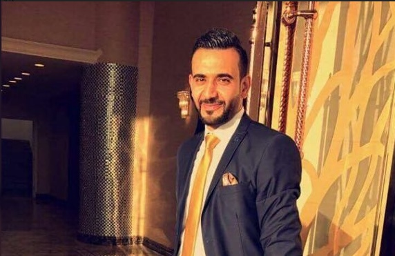 خطوبة صهيب العماوي وأنوار زيدان