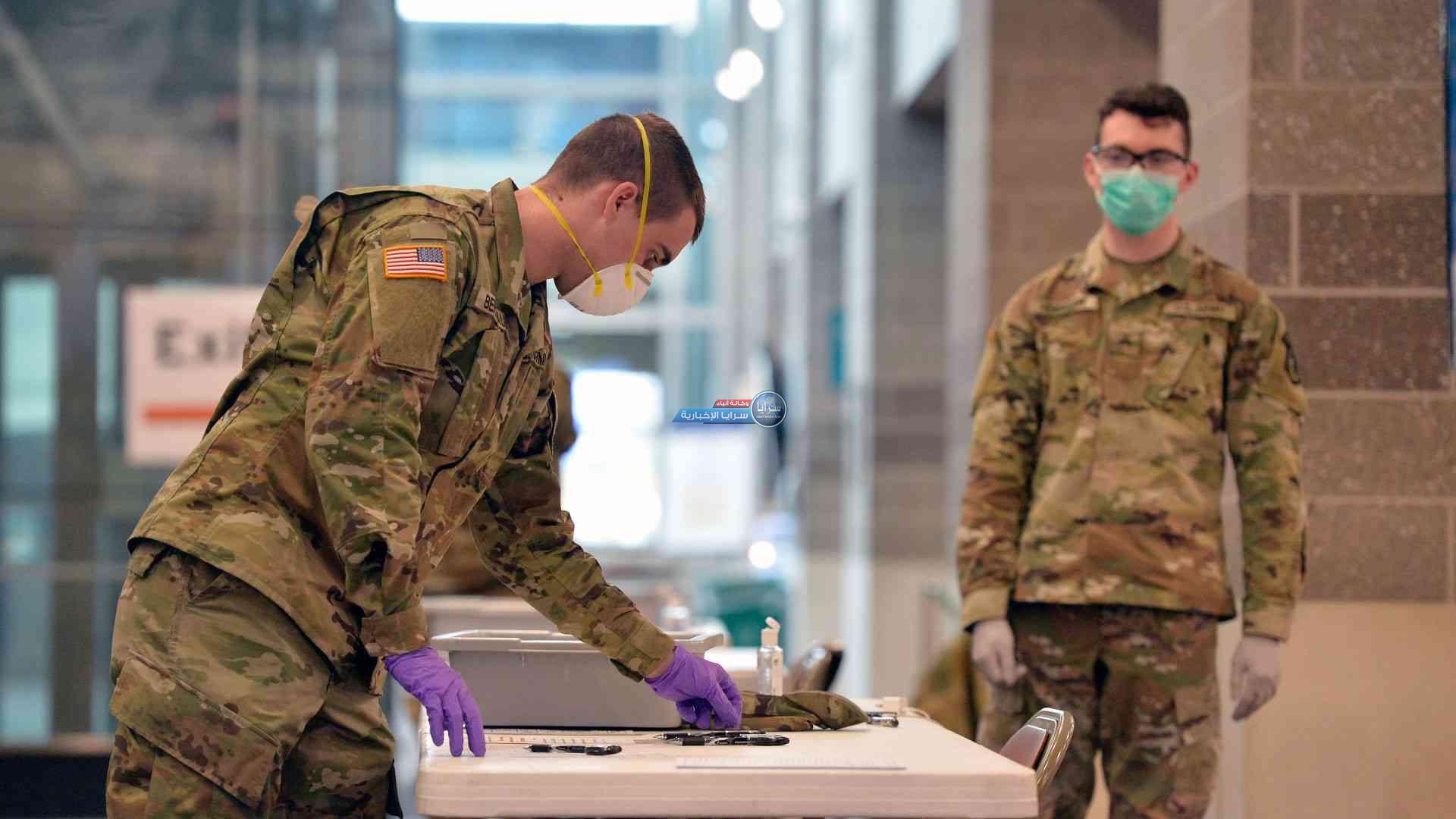 الجيش الأمريكي: الجندي الذي يرفض التطعيم قد يُفصل من الخدمة