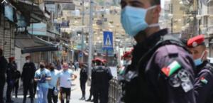 انخفاض حالات كورونا النشطة في الأردن الى 39 ألف حالة