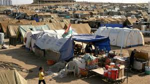 """105700"" لاجئ سوري في الزعتري"