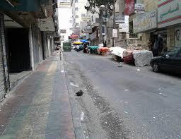"""تجار يقاضون بلدية إربد حيال """"الأوتوبارك"""""""