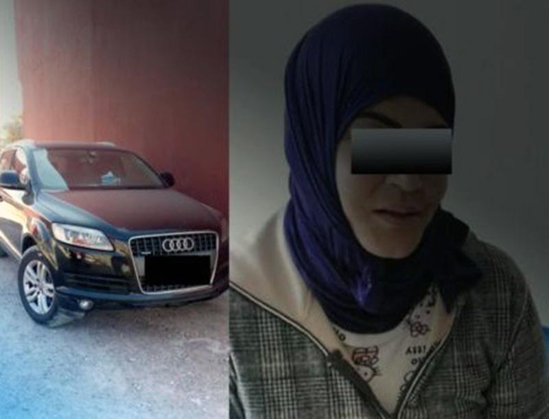 6 أشهر سجناً لمتسولة قبض عليها في سيارتها الفارهة!