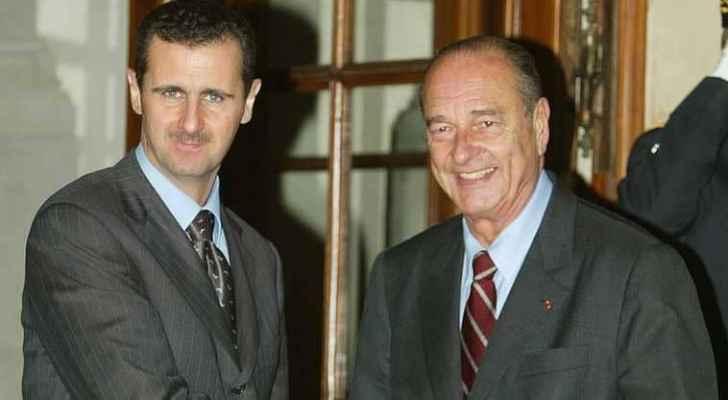 فرنسا تبدأ بإجراء تأديبي بحق الرئيس السوري بشار الأسد