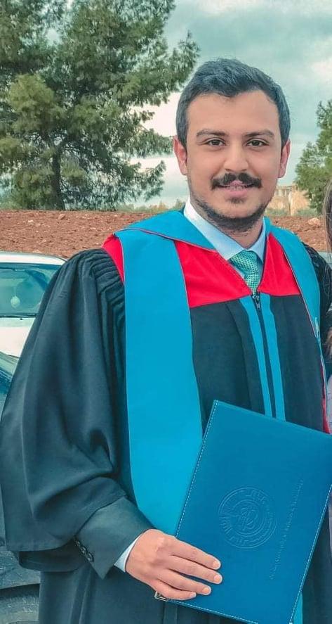المهندس زيد العزام .. مبارك التخرج
