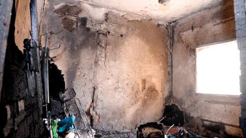 وفاة 10 أطفال بحرائق منزلية في الفجيرة خلال عامين