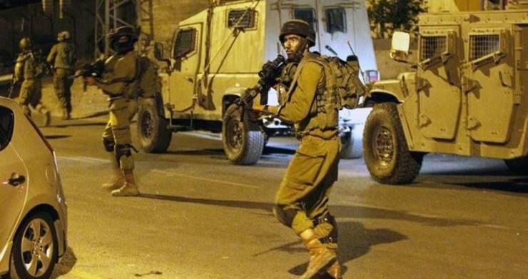 إصابة 3 مواطنات بشظايا رصاص الاحتلال واعتقال 3 شبان في جنين
